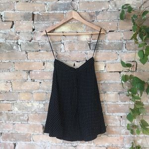 Polka Dot Jones New York Skirt